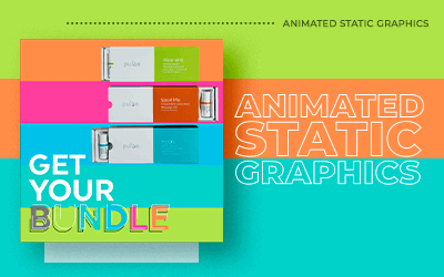 Cover - Animated Static Graphics