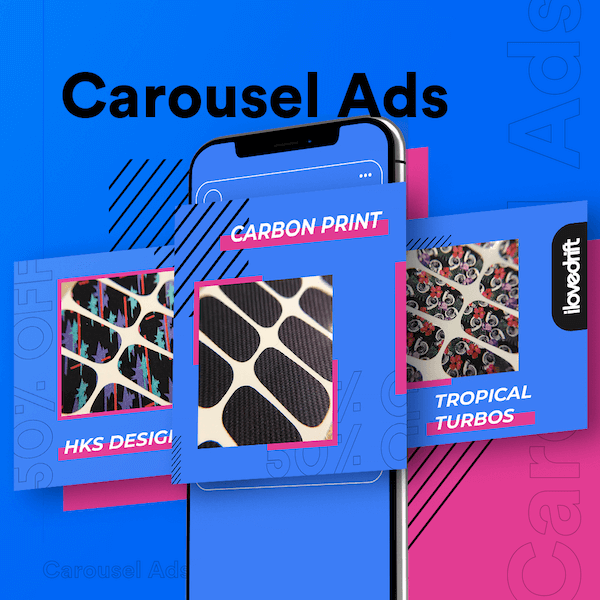 Cover - Carousel Ads